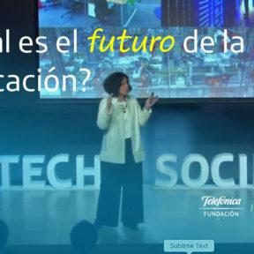 ¿Cuál es el futuro de la educación?