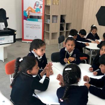 Recursos educativos digitales para estudiantes