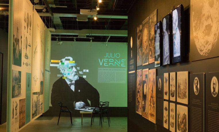 Julio Verne. Los límites de la imaginación VIRTUAL