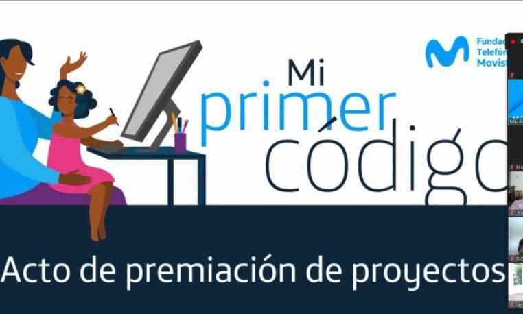 Premiación Proyectos «Mi Primer Código»