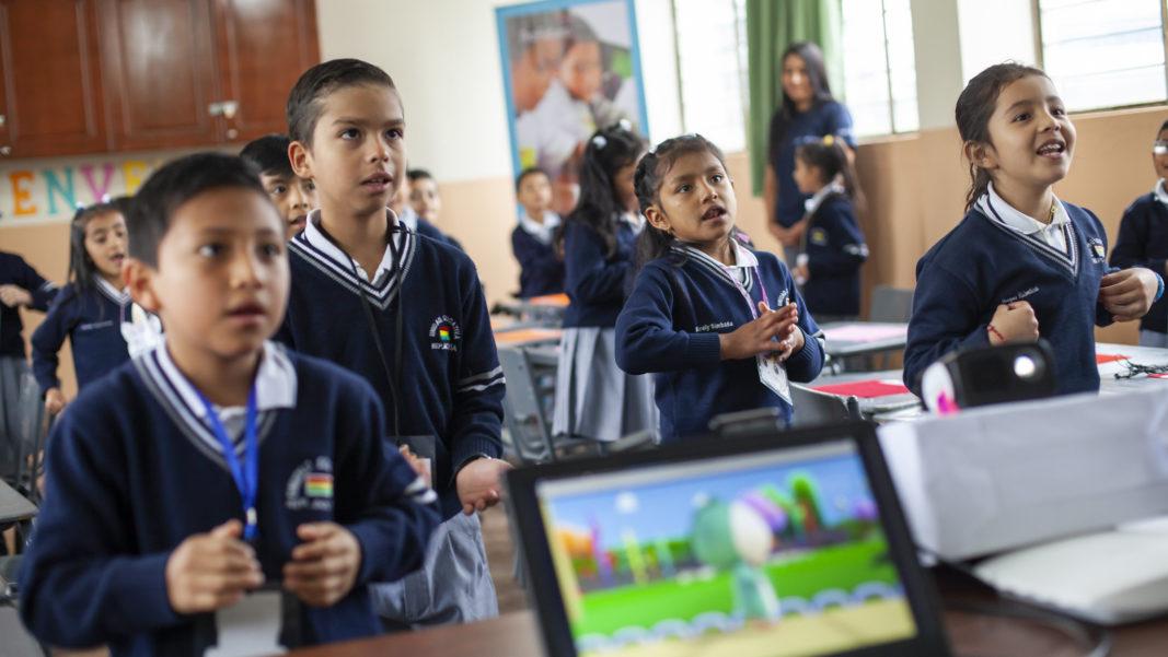 I. Aplicación de Robótica en la educación