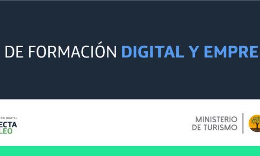 Proyecto de formación digital y emprendedora