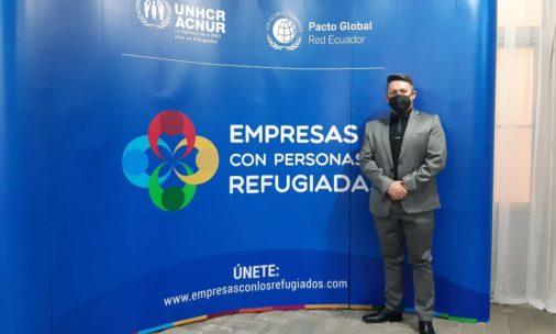 EMPRESAS CON PERSONAS REFUGIADAS: una iniciativa de integración e inclusión social