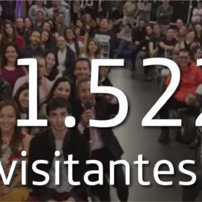 Primer aniversario – Espacio Fundación Telefónica Quito