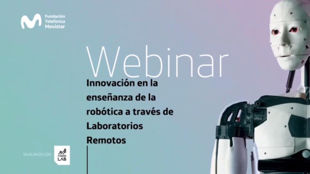 Innovación en la enseñanza de la robótica a través de Laboratorios Remotos
