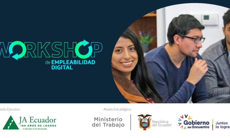 Workshop de Empleabilidad Digital